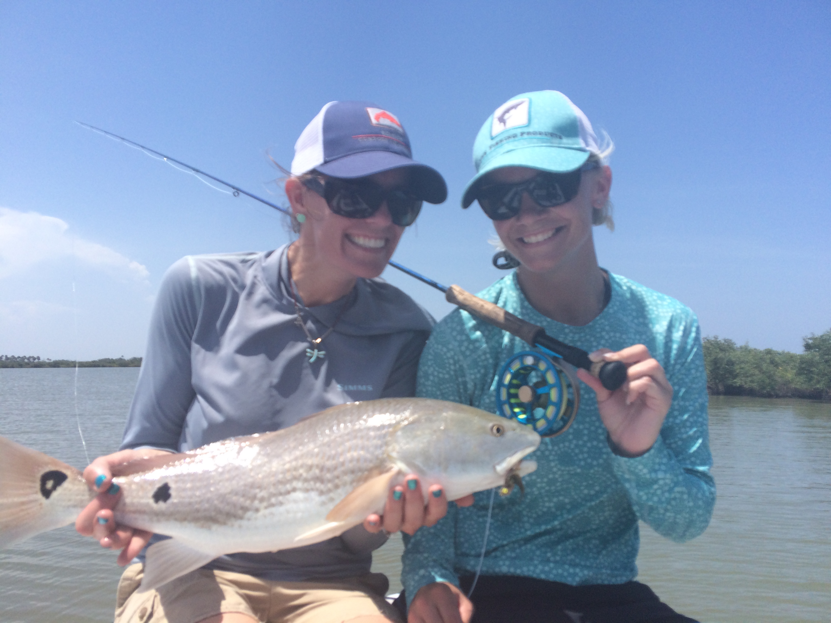 Mosquito lagoon indian river fishing report for Indian river fishing