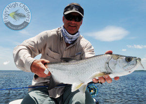 Back Country Tarpon on Fly